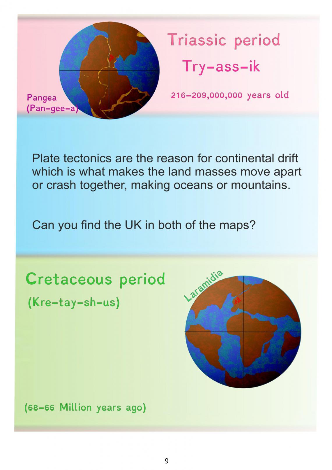 Mesozoic Maths-9