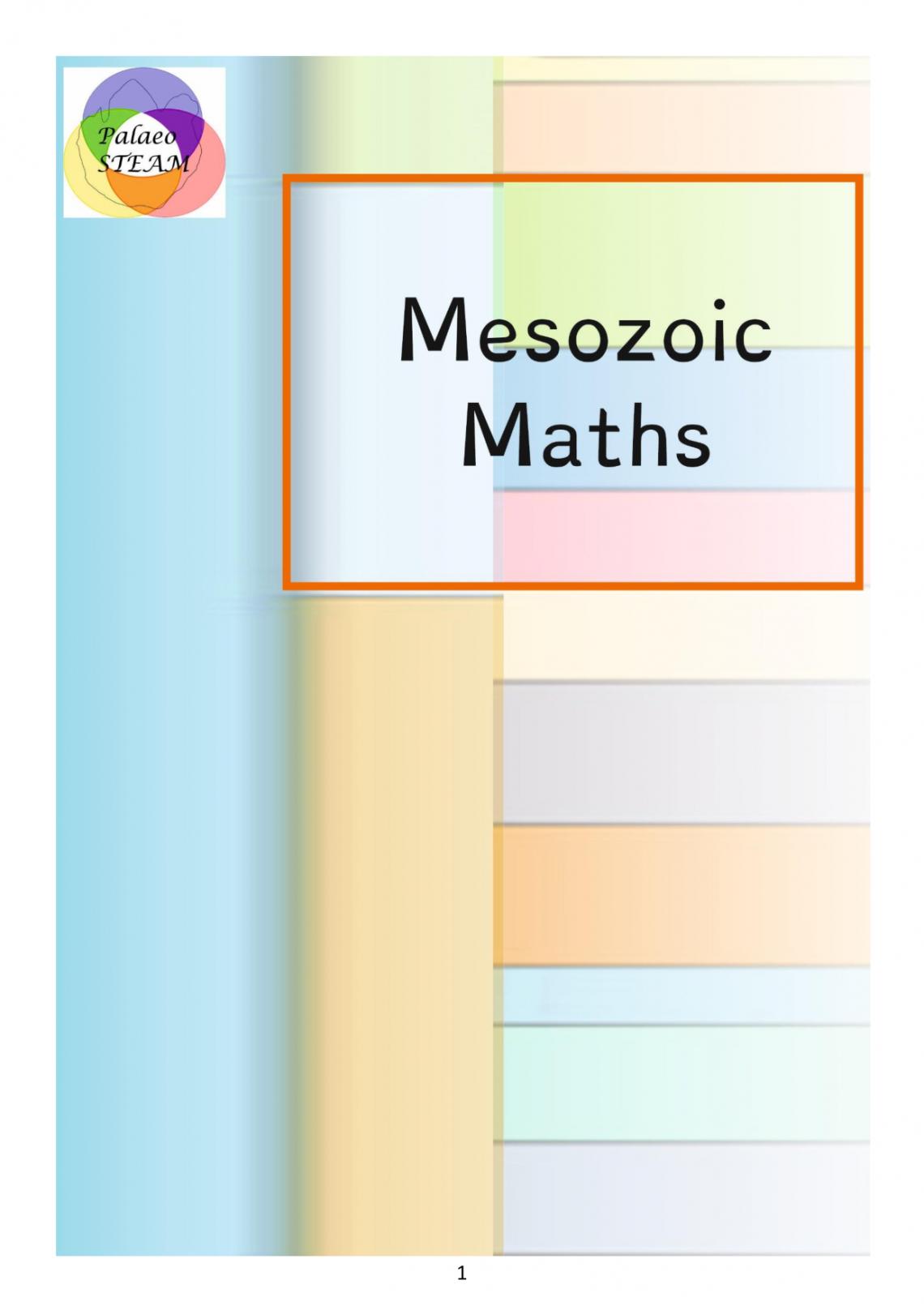 Mesozoic Maths